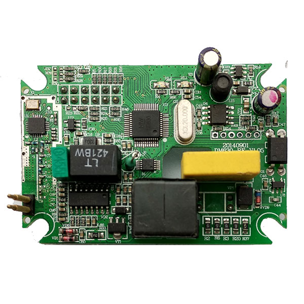 China Cheap Low Cost Pcb Assembly Quote –  Vehicle Control Circuit Board Assembly – KAISHENG