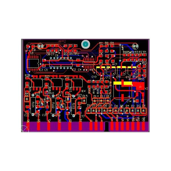 Manufacturing Companies for Jlcpcb Pcb Assembly - PCB DESIGN – Sichi