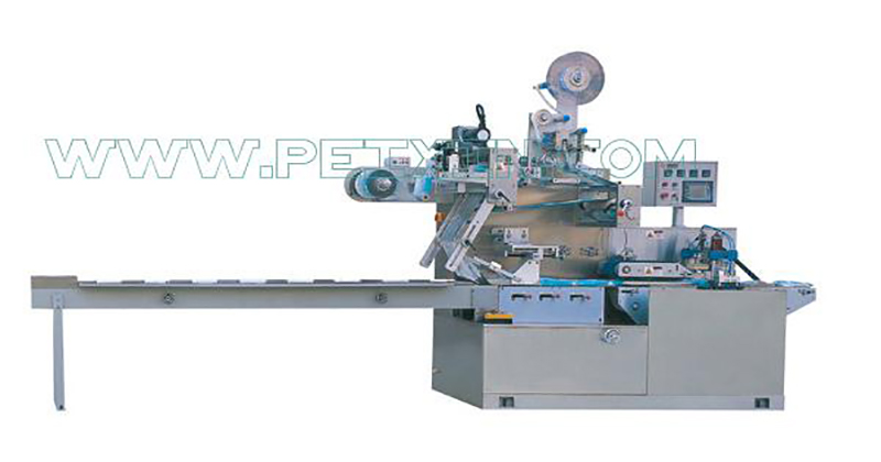 Wholesale Price China Underpad Machine - 80 Pieces Automatic Wet Tissue Packaging Machine – Peixin