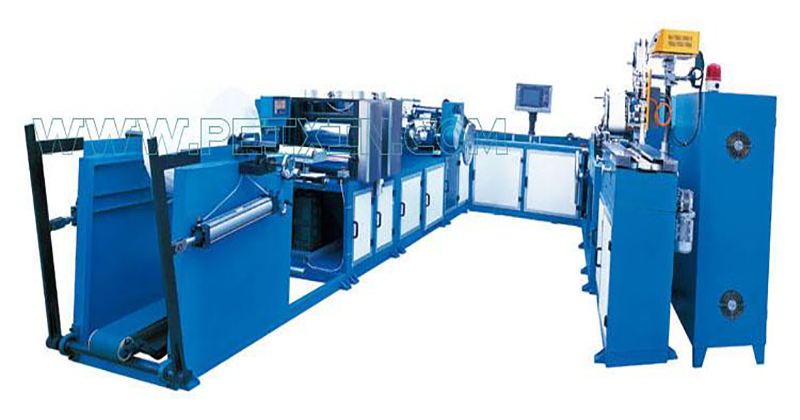 Professional China Napkin Making Machine - Full-automatic Paper Handkerchiefs Packaging Production Line – Peixin