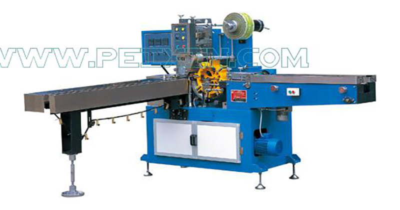 Good quality Servo Control Pad Machine - Automatic Paper Handkerchiefs Packaging Machine – Peixin