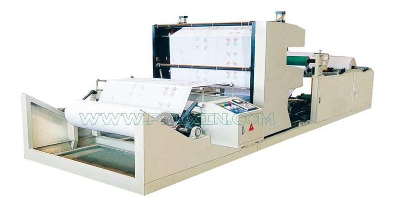 Manufacturer for Full Servo Automatic Napkin Production Line - Color Printing and Rewinding Machine – Peixin