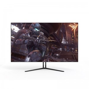 Factory making Curved Monitor Setup - Model: YM320QE(G)-75Hz – Perfect Display