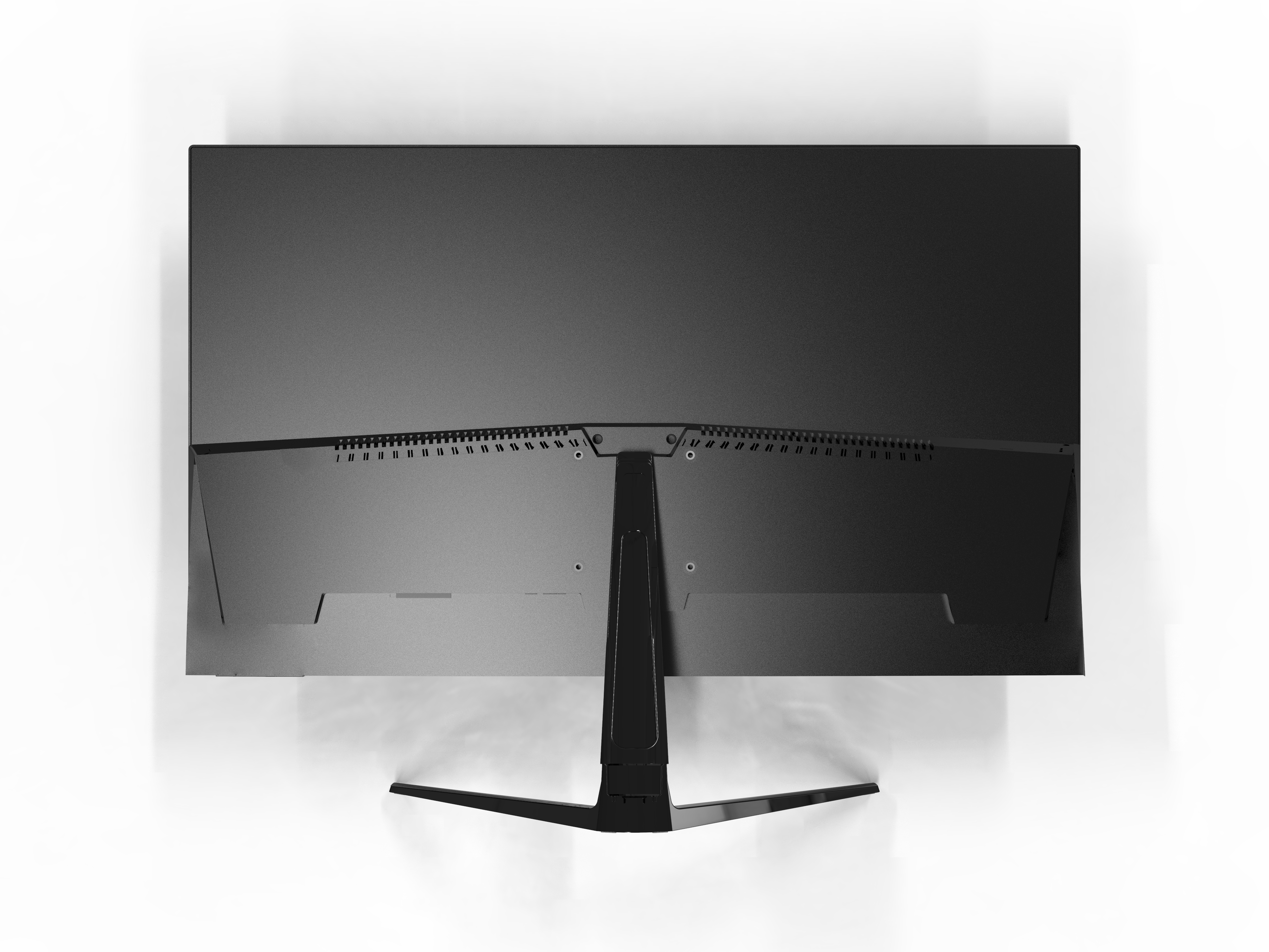 Factory making Curved Monitor Setup - Model: PM25B-F165Hz – Perfect Display