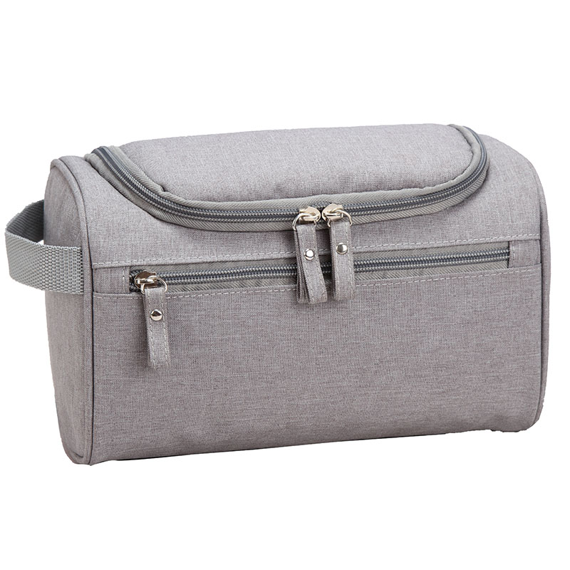 Factory made hot-sale Roll Up Travel Cosmetic Bag - Small Cute Makeup Cosmetic Bag With Small Carrying Handle  – Picvalue detail pictures