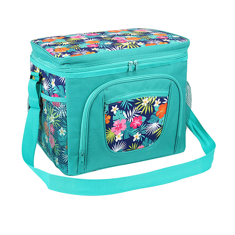 2020 New Style Folding Cooler Bag - Polyester fabric watertight insulated cooler bag for picnic – Picvalue