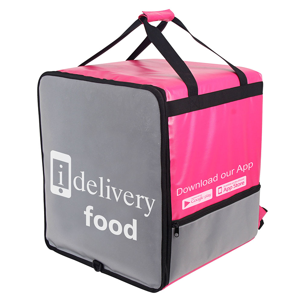 Newly Arrival Motorcycle Food Delivery Bag - wholesale cooler backpack delivery food bag with custom logo  – Picvalue