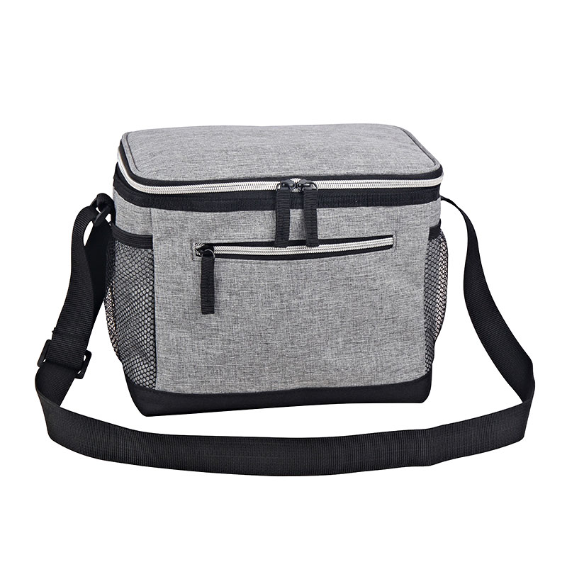 Popular Design for Scout Lunch Bags - Insulated Portable Oxford Fabric Cooler Bag With Adjustable Shoulder Strap  – Picvalue