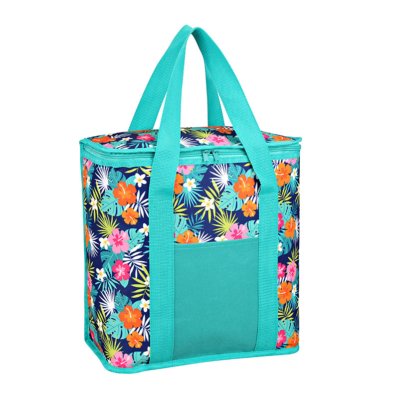 Free sample for School Cooler Bags - Polyester double handle Picnic cooler bag   – Picvalue