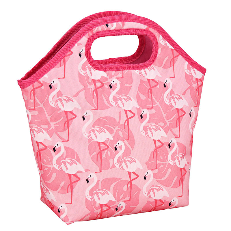 Leading Manufacturer for Insulated Lunch Tote - Custom insulated cooler bag reusable lunch bag for kids   – Picvalue