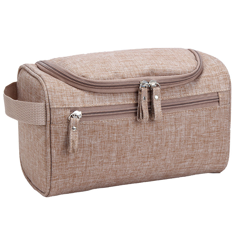 Factory made hot-sale Roll Up Travel Cosmetic Bag - Small Cute Makeup Cosmetic Bag With Small Carrying Handle  – Picvalue