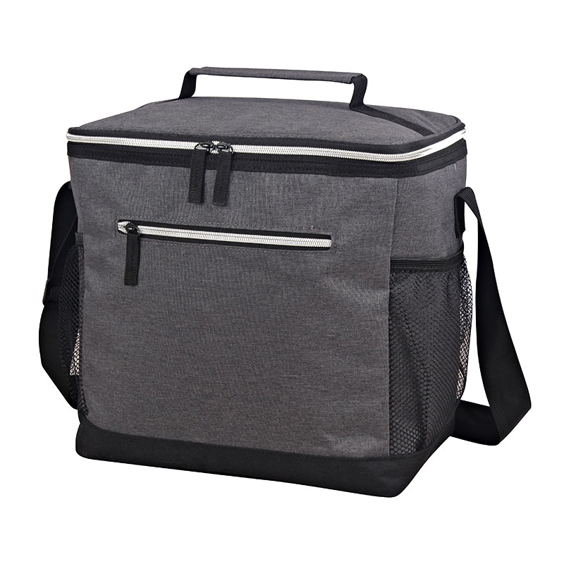Manufactur standard Arctic Cooler Bag - Matt cationic polyester Insulated cooler bag middle size – Picvalue