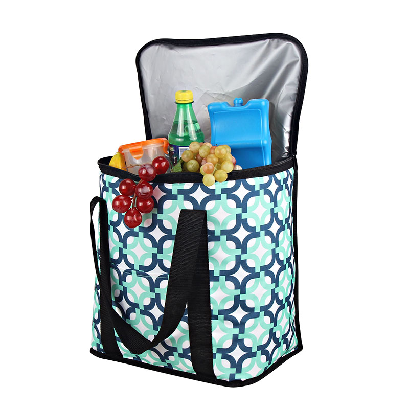 Best-Selling 36 Can Cooler Bag - Polyester double handle Picnic cooler bag   – Picvalue