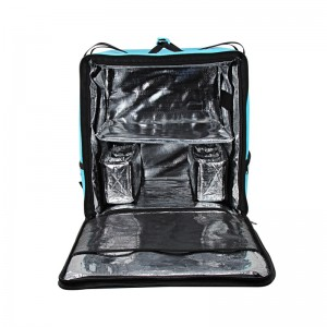 China Waterproof food delivery backpack