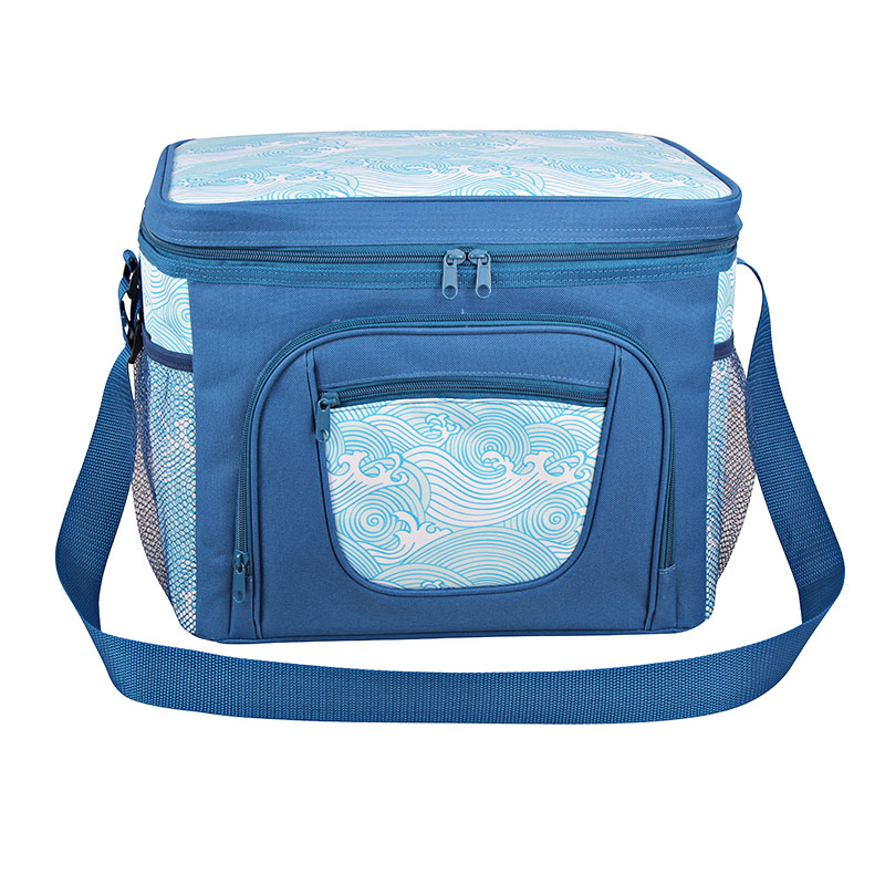 Factory Supply Beach Bag And Cooler - Polyester fabric watertight insulated cooler bag for picnic – Picvalue