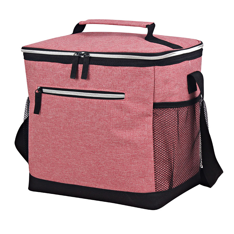 China Supplier Flamingo Cooler Bag - Matt cationic polyester Insulated cooler bag middle size – Picvalue