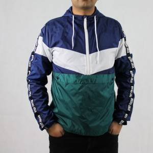 Color Matching Large Size Cargo Men Jacket PY-MJ002