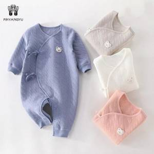Autumn And Winter Bandage Winter Baby Body Suit PY-YR005