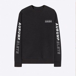 Latest long sleeve loose Custom T-Shirt Men Sweater T Shirts
