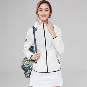 Ultra-thin outdoor sports sunscreen clothing summer light shirt jacket skin windbreaker PY-WFS002
