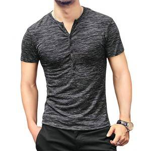High Quality Short Sleeve Men T-Shirt  PY-ND001