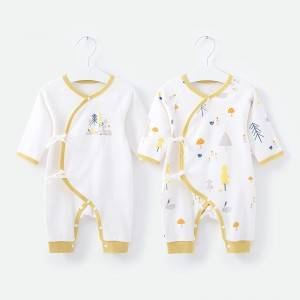 Cotton 0-12 Month Baby Jump Suit PY-YR010