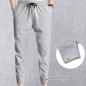 Casual Cropped Stretch Men Sports Pants PY-NK003