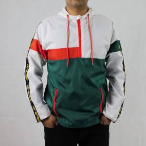 Casual Half Zipper Sport Men Jacket PY-MJ003