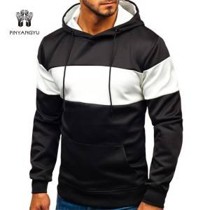 China Wholesale Mens Running Pants Factories –  Long Sleeve Sweatshirt Coat Men Hoodie  PY-NW001 – pinyang
