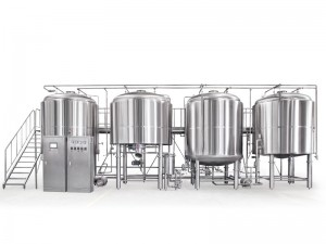 Good quality Home Brewing Equipment 100l - Brewhouse system equipment – Pijiang