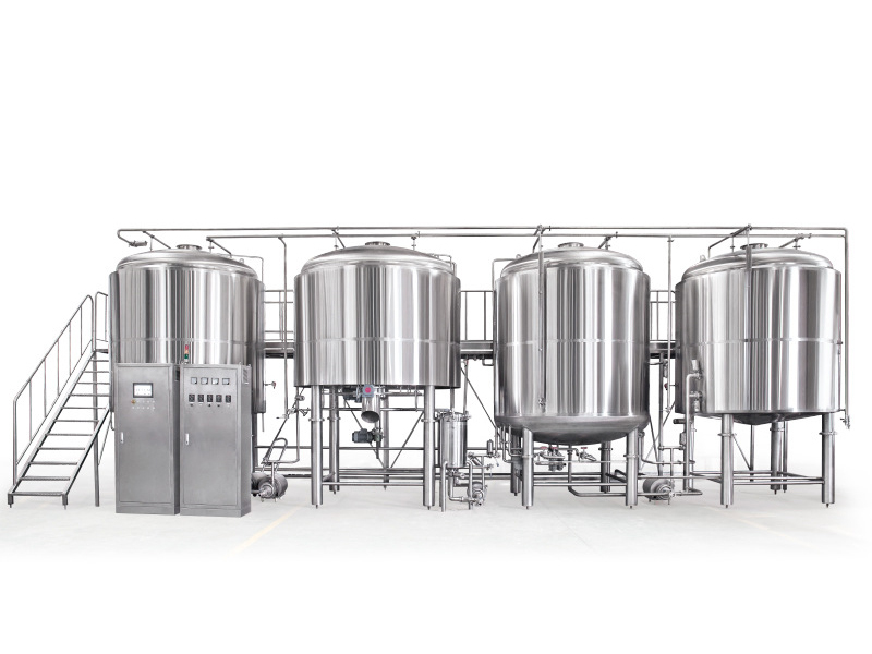Wholesale Mash Tun Home - Brewhouse system equipment – Pijiang