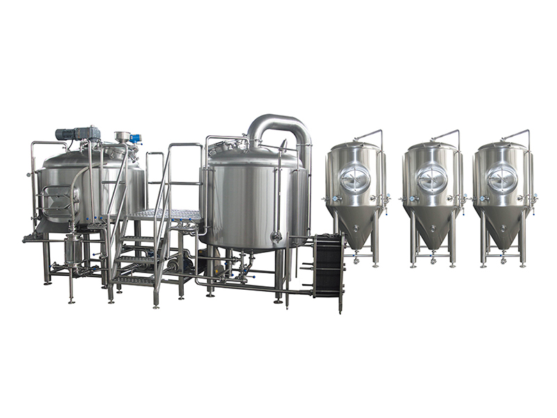 Hotel bars Home brewing equipment
