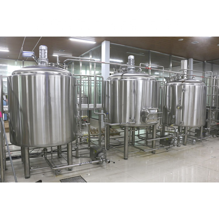 Online Exporter Industrial Microbrewery Kits - 2020 beer making machine beer making production line brewery plant fermenter equipment – Pijiang