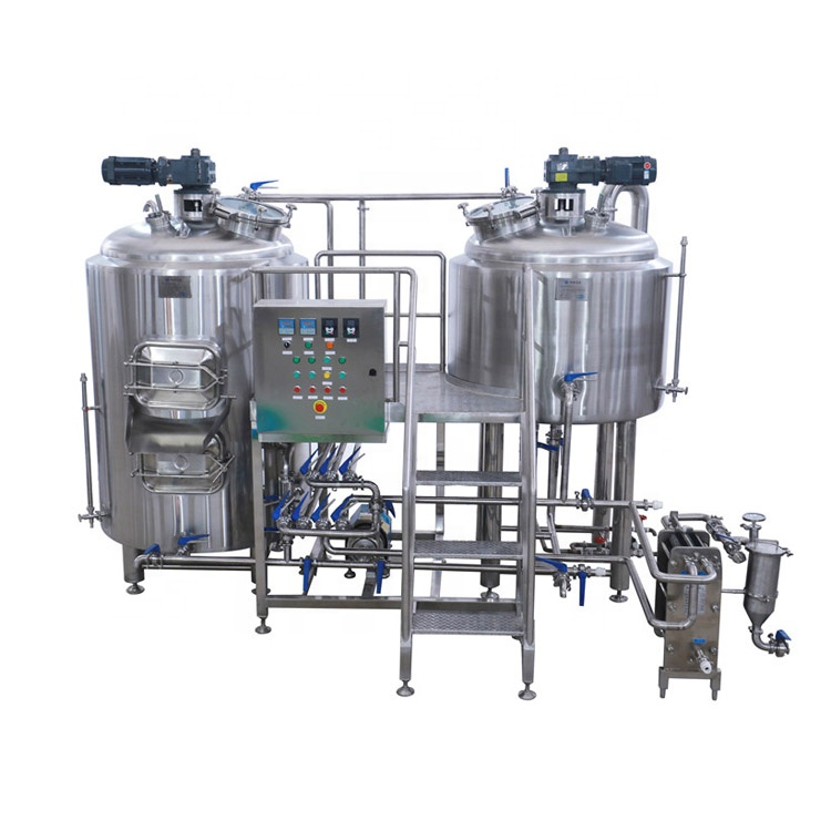 Beer brewing equipment/industrial brewery equipment