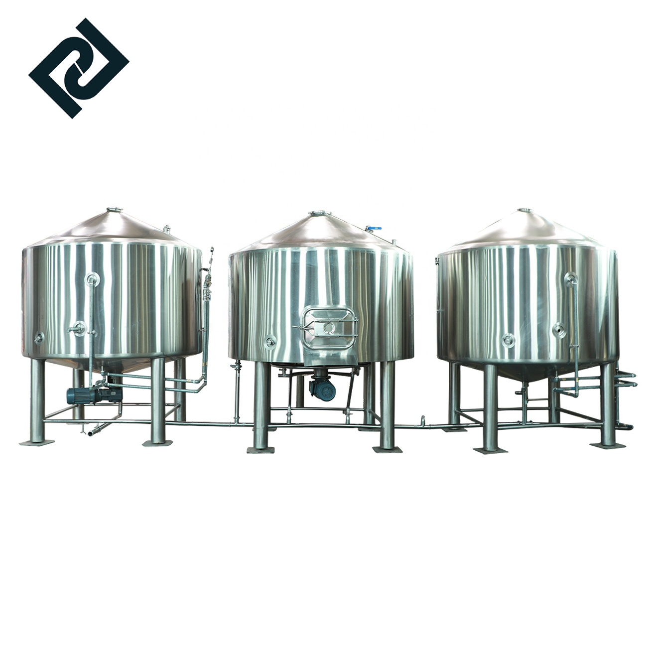 Factory supplied Brewing Equipment/ Mash Tun Equipment - 304 stainless steel beer brewing equipment mashing system for brewhous equipment – Pijiang