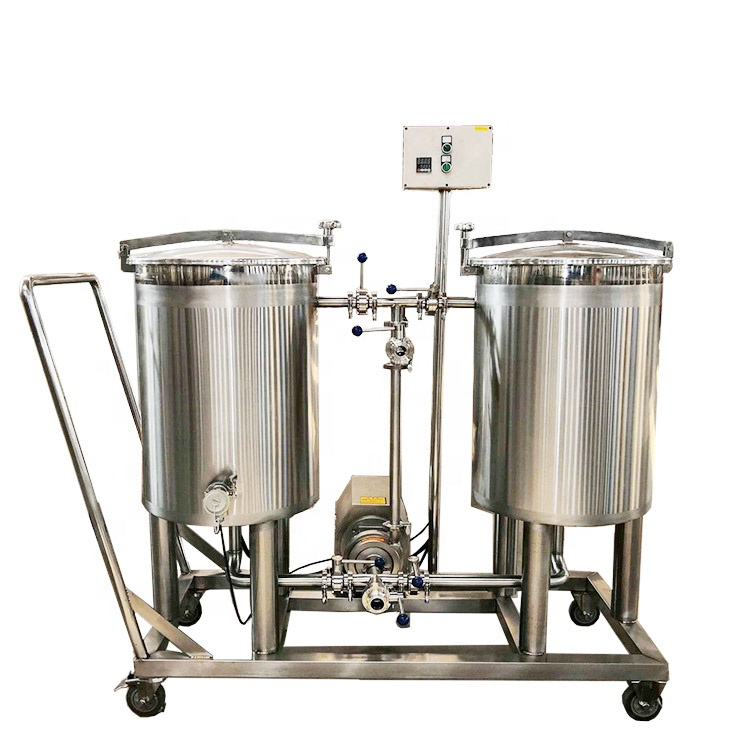 2020 wholesale price Wine Barrel - China manufacturing new beer brewing equipment brewhouse equipment – Pijiang