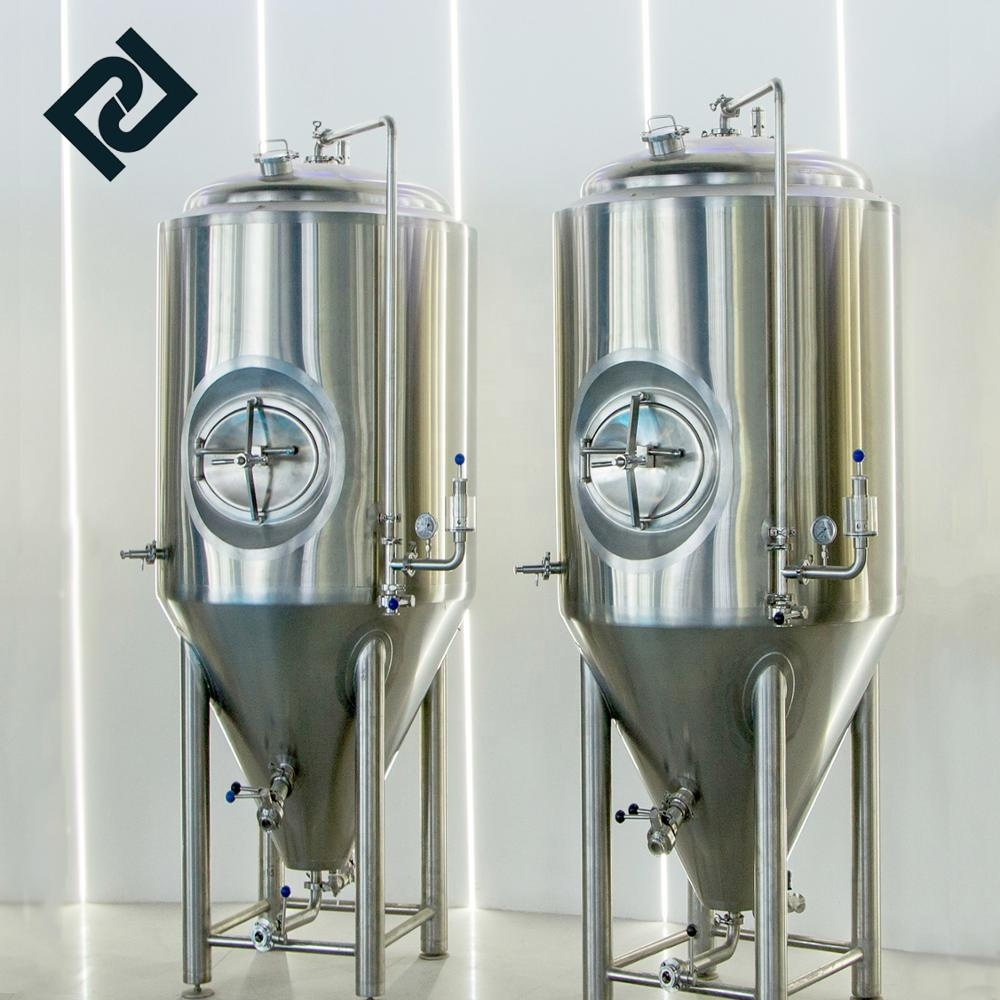 Factory Cheap High Quality 500l Beer Equipment - 3BBL-8BBL pub barley/brewpub  brewing equipment for barbecue – Pijiang