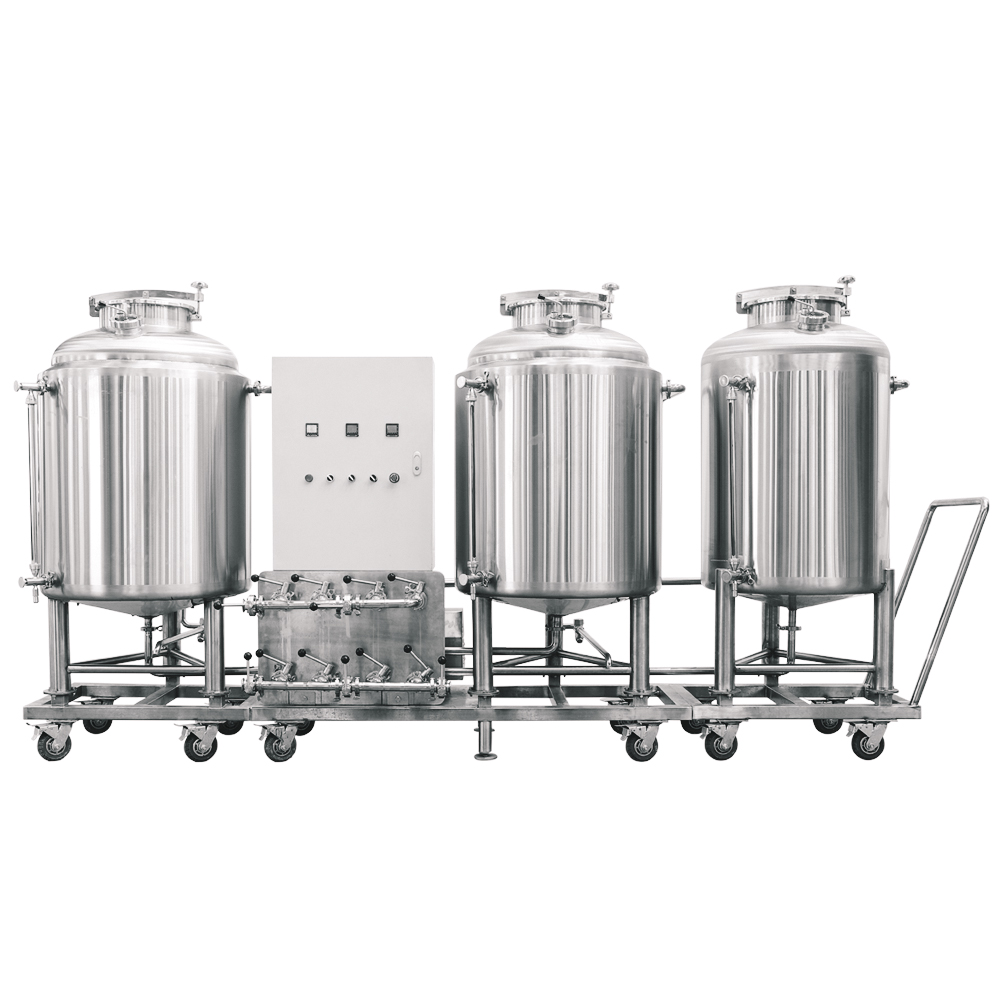 brewhouse 200l 30 liter conical fermenter craft manual beer brewing equipment