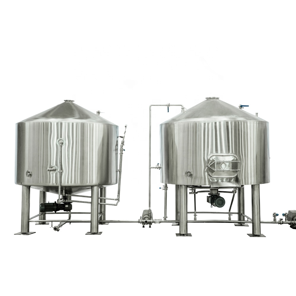 CE beer brewing equipment conical fermenter with jacket brewery equipment