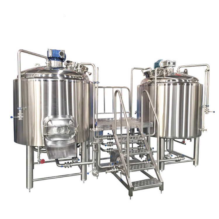Wholesale Price Guten Microbrewery - high quality brewery storage tank beer brewery system automatic beer brewing equipment from china – Pijiang
