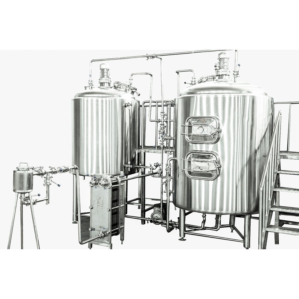 PLC control automatic beer brewing system fermentation systems equipment