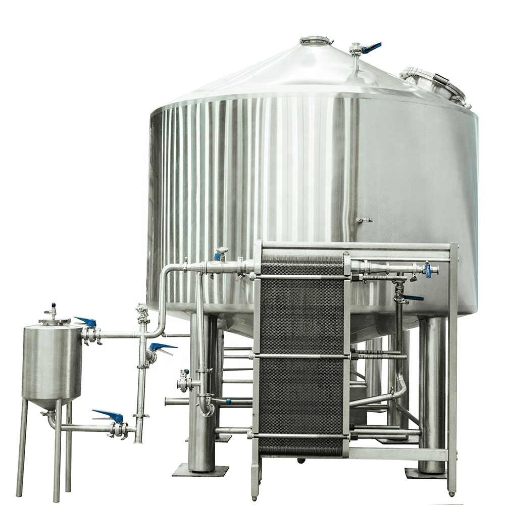 stainless steel wine fermentation tank 10000l  tank stainless steel fermenter