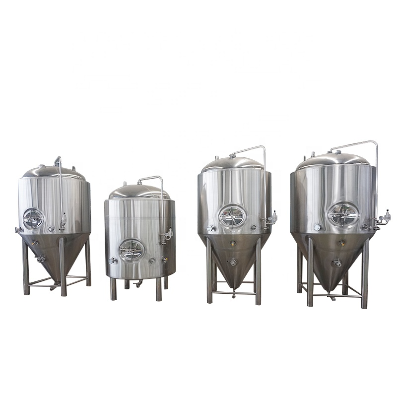100l 200l 300l stainless steel conical fermenter  beer brewing equipment home