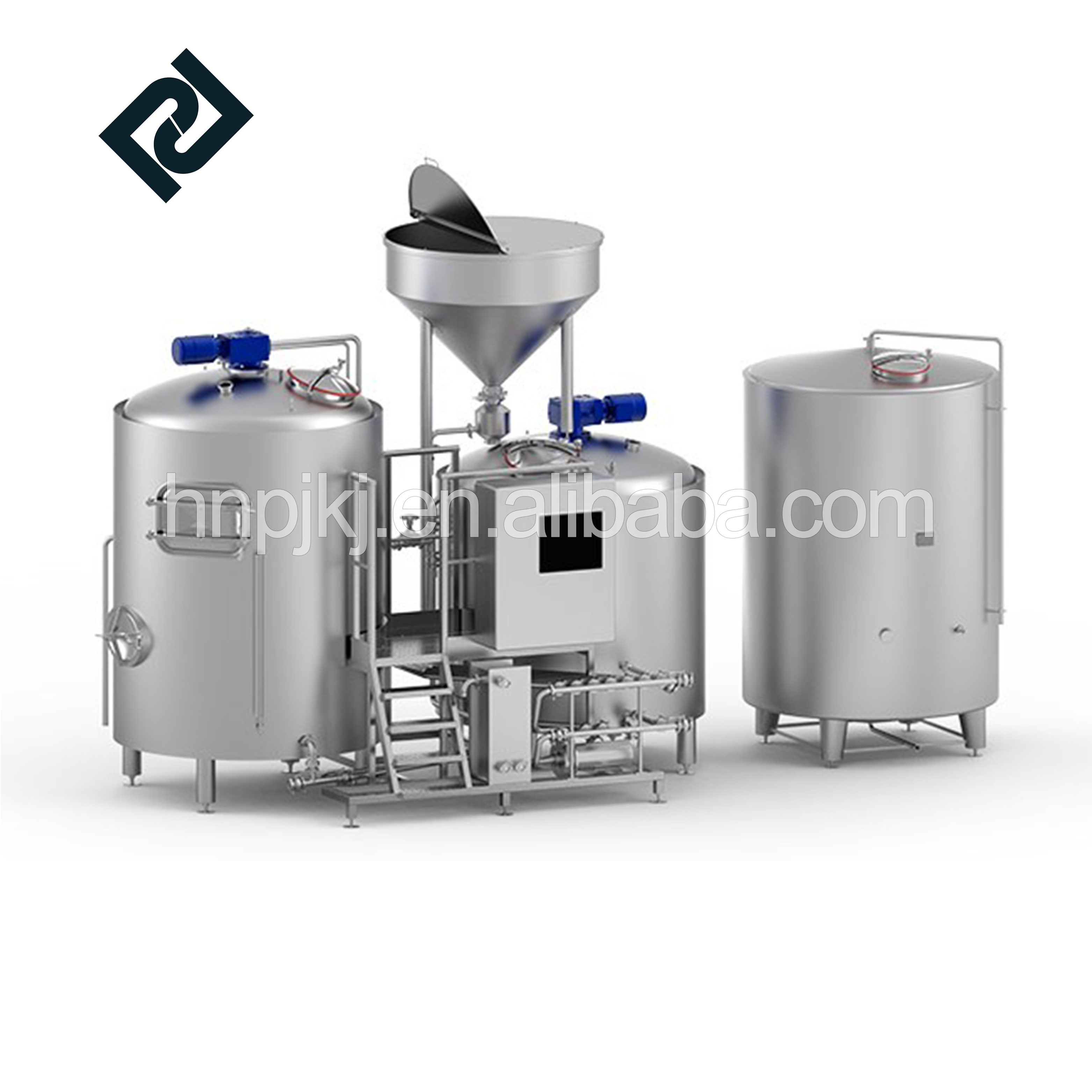 Factory source 1000lts Beer Brewing Equipment - high quality  cheap beer brewing equipment beer brewing equipment supplier from china – Pijiang