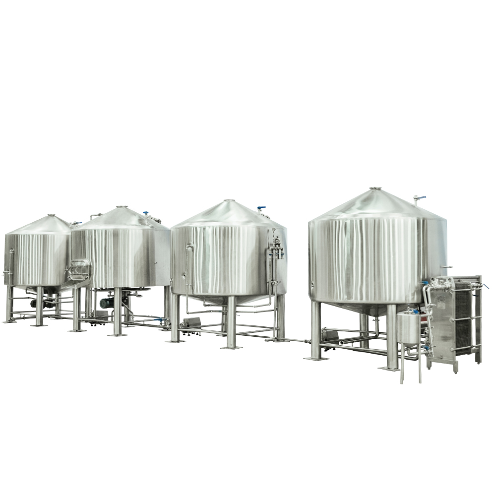 Beer Brewery Equipment beer brewing equipment turnkey project of brewery machine