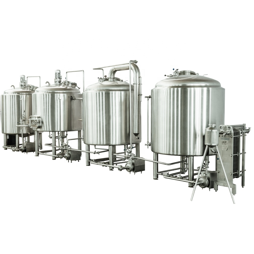 1000l beer brewing equipment, jacketed conical fermenter, craft brewery