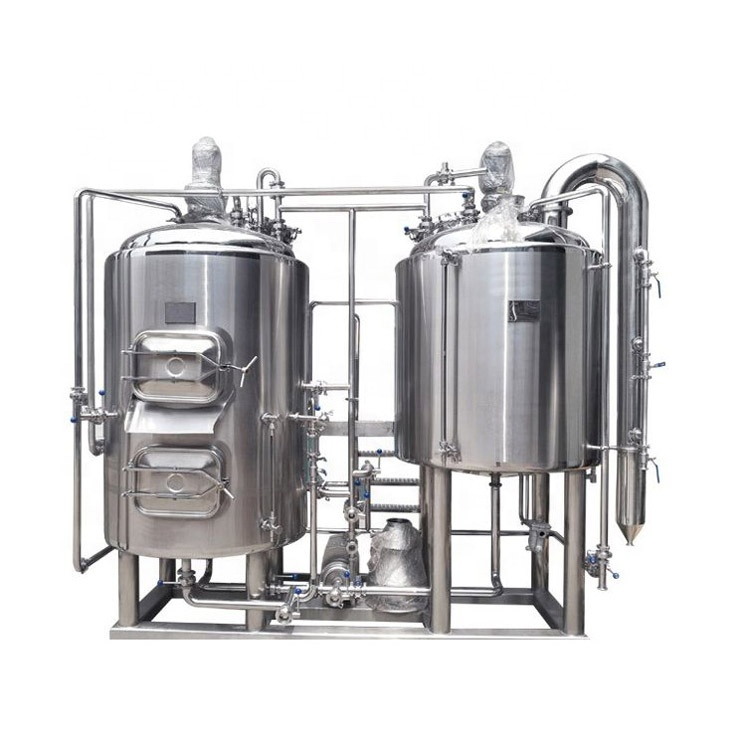 Factory Price For Turnkey Brewery - New Store Promotion Beer Brew System Brewery Beer Brew Equipment – Pijiang