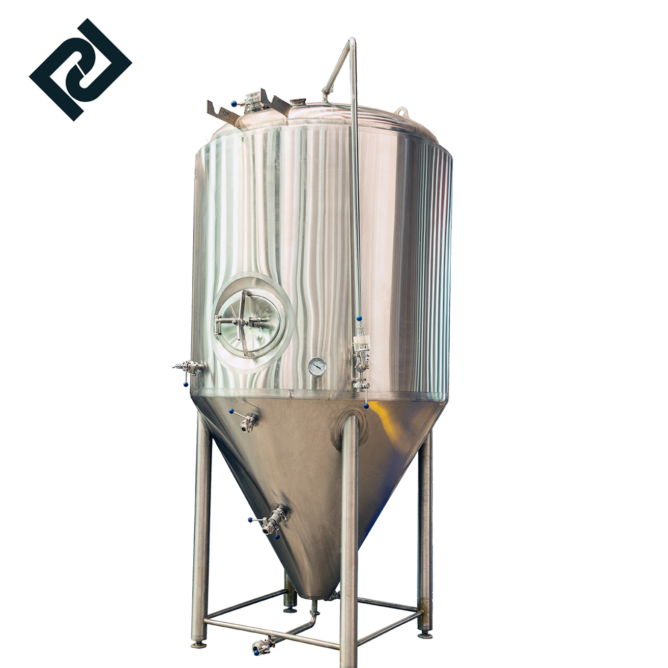20HL 15BBL 2000L stainless steel beer brewing equipment  beer fermenter  fermentation tank
