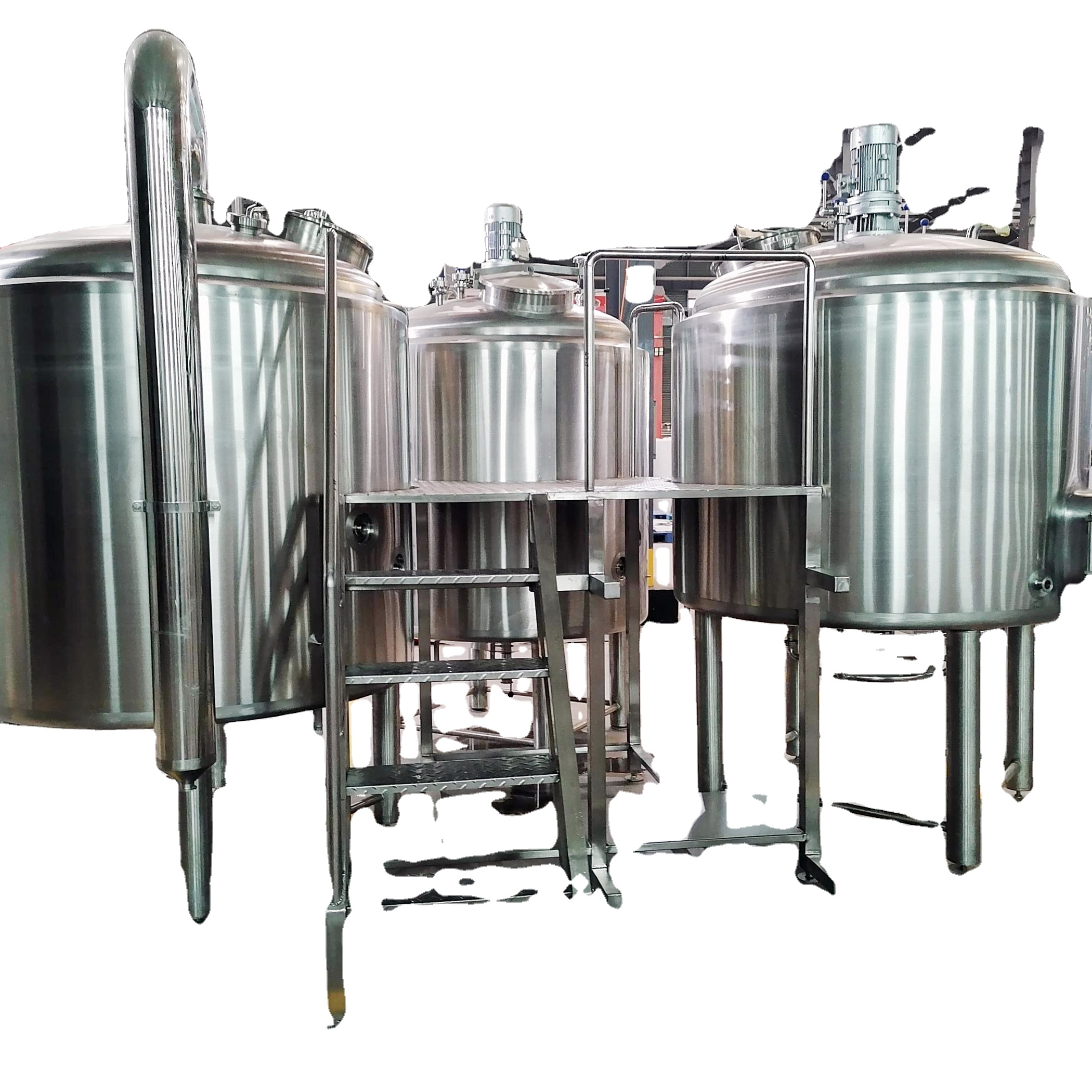 Good Wholesale Vendors Small Beer Brewery Equipment - home micro brewery equipment micro brewhouse  China supplier beer brewing equipment fermentation tank – Pijiang