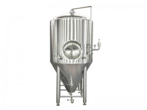 High definition Stainless Steel Beer Fermenter Tank -  Fermenting system equipment – Pijiang